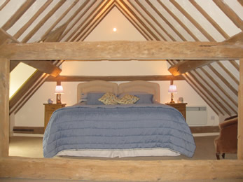 Holiday cottages Wallingford at Fords Farm