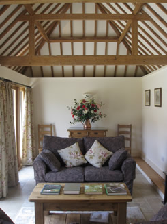 Self catering cottage in Wallingford at Fords Farm