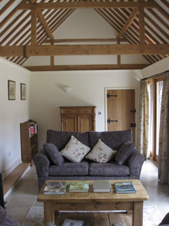 Self catering cottage Wallingford at Fords Farm