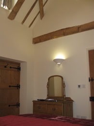Holiday apartments at Fords Farm near Oxford
